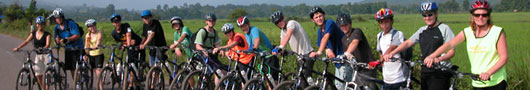 myanmar cycling tours