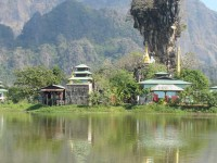 13 Days Myanmar Trekking Tour to Mt. Victoria or Nat Ma Taung Hill