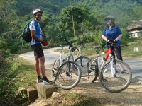 Myanmar Bike Adventure Tours